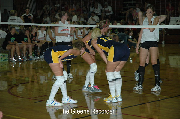 Volleyball at A-P Tournament