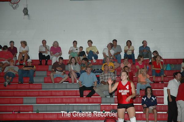 Volleyball at St. Ansgar