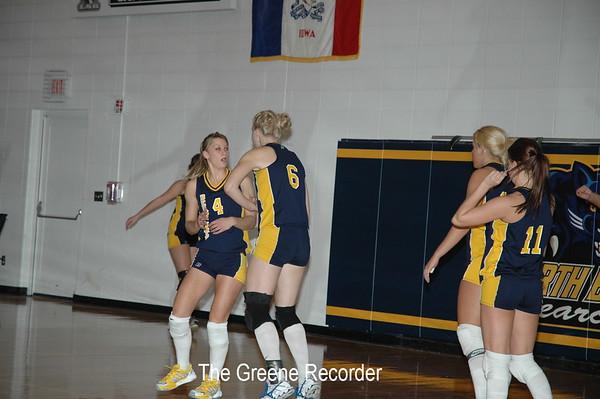 Volleyball vs. NSRF