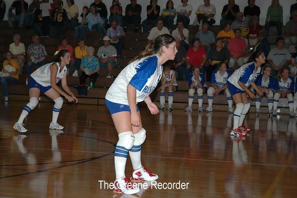Volleyball vs. Rockford