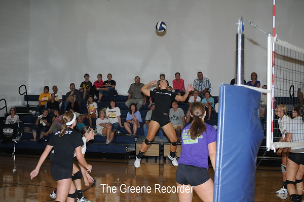 Volleyball Scrimmage 2012