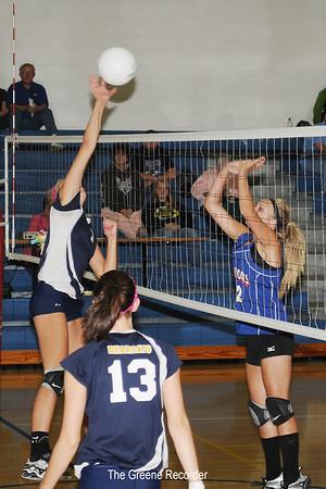 Volleyball at Rockford