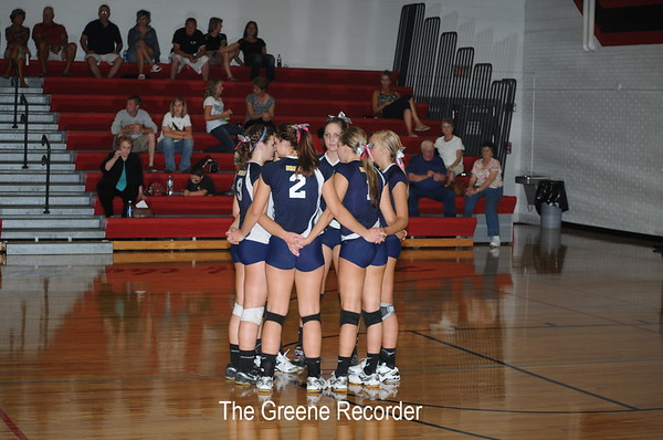 Volleyball at West Fork