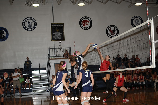 Volleyball vs St. Ansgar