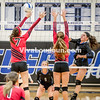 Varsity Volleyball - Heritage @ THS - Corso (8 of 64)