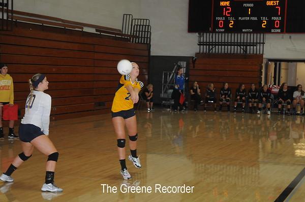 Volleyball vs Eagle Grove