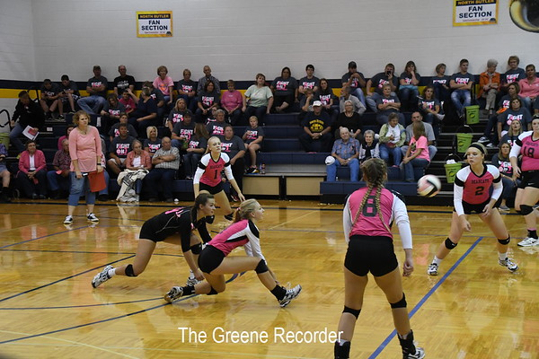 Volleyball vs West Fork