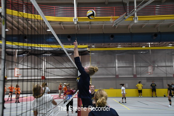 ISU Volleyball Camp