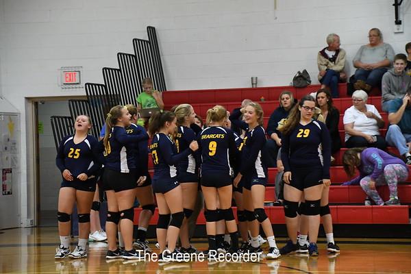 MS Volleyball vs Janesville