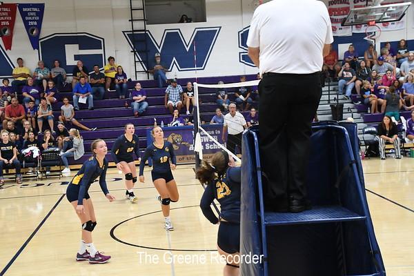 Volleyball at AGWSR
