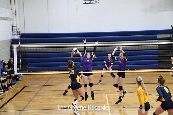 Volleyball at NI Tournament