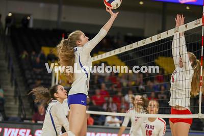 Volleyball,Tuscarora,Princess Anne