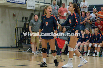 Briar Woods Loudoun County Volleyball