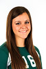 "#16 Brooke Myers<br /> Position: Outside Hitter<br /> Height: 5'9""<br /> Class: Freshman<br /> Hometown: Cody, WY"