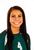 "#4 Ahlea Billis<br /> Position: Outside Hitter<br /> Height: 6'2""<br /> Class: Freshman<br /> Hometown: Bozeman, MT"