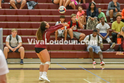 Volleyball Rock Ridge Riverside