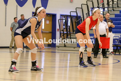 Volleyball,Tuscarora,Albemarle