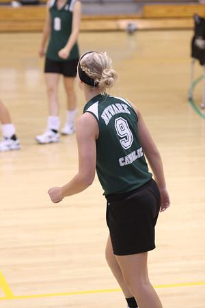 Volleyball vs Granville 9-8-11