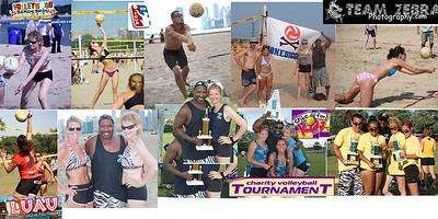 Chicagoland Outdoors Volleyball