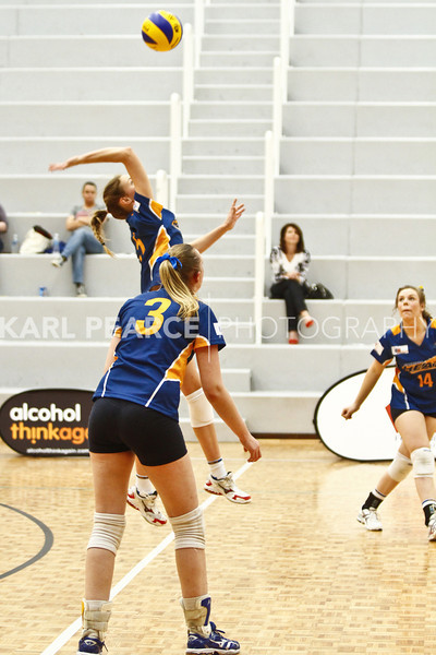 WAVL Finals 2011 Elimination Final UTSSU v Canberra Heat