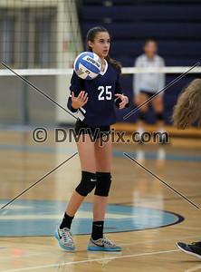 W-L @ Yorktown Freshman Volleyball (17 Sep 2018)