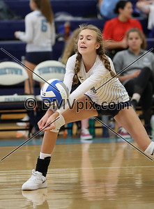 W-L @ Yorktown JV Volleyball (17 Sep 2018)