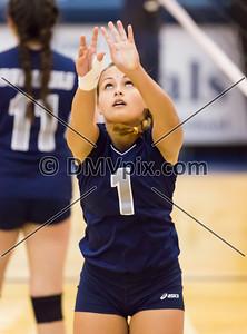 Wakefield @ W-L JV Volleyball (16 Oct 2014)