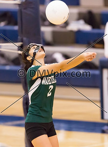 Wakefield @ W-L Varsity Volleyball (16 Oct 2014)