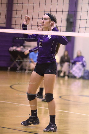 West Bladen 14 volleyball fairmont