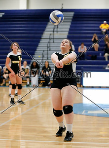 Westfield @ Yorktown Freshman Volleyball (01 Oct 2015)