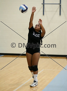 Westfield @ Yorktown JV Volleyball (01 Oct 2015)