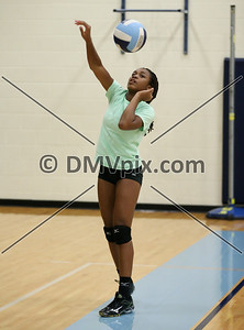Westfield @ Yorktown Volleyball (01 Oct 2015)