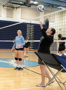 Chantilly @ Yorktown Volleyball (25 Aug 2016)
