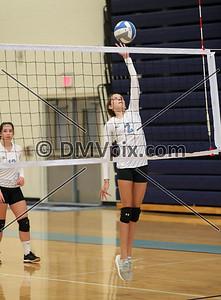 Yorktown Freshman Volleyball (26 Aug 2019)