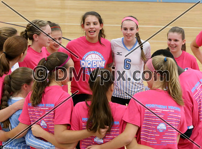 Yorktown JV Volleyball (06 Oct 2015)