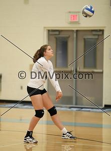 Yorktown JV Volleyball (26 Aug 2019)