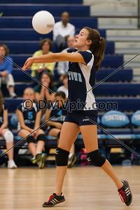 Stuart @ Yorktown Freshman Volleyball (02 Oct 2012)