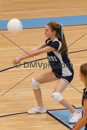 2012 YHS Volleyball