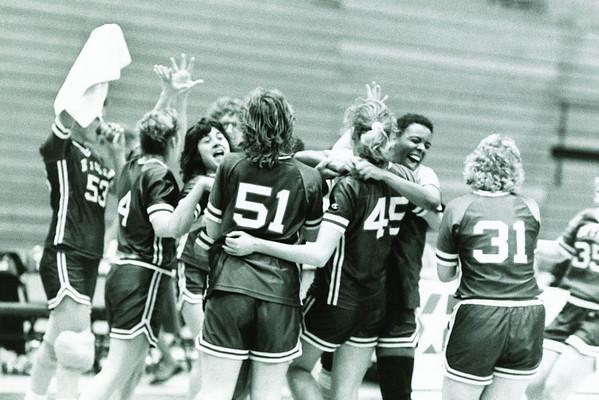 University at Buffalo women's volleyball