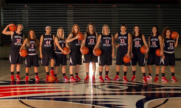 (W) MSU Denver Basketball