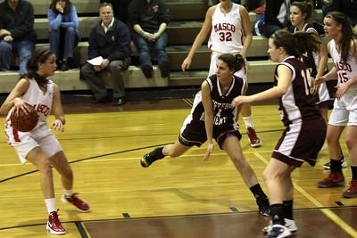 W.A. GIRLS @ MASCO  #1 12-27-2011