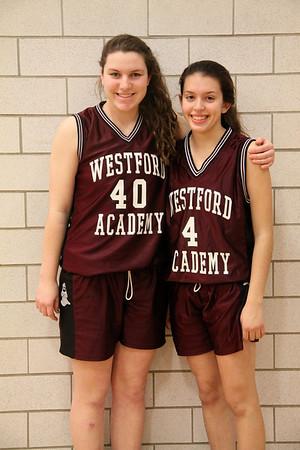 W.A.JV GIRLS @ WESTON  12-20-11