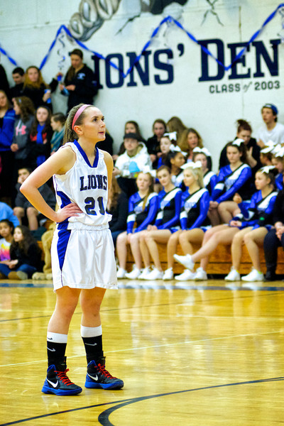 WB Girls Basketball - Lori Bourn Memorial Tournament