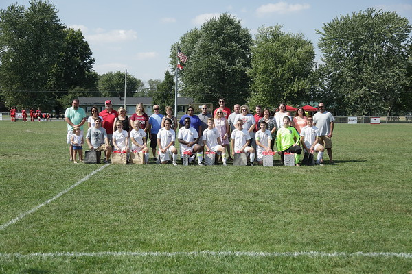 WC Soccer Senior Day 2017