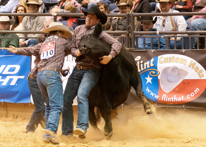 Working Ranch Cowboy Assoc. World Championship Ranch Rodeo