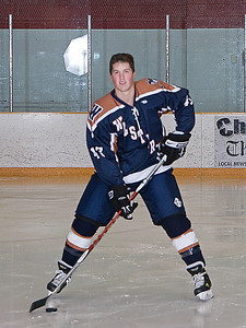 WCSU Hockey Team 09-10 FischerWilliamsPhoto0039