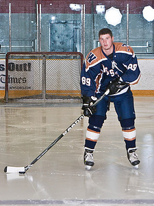 WCSU Hockey Team 09-10 FischerWilliamsPhoto0032