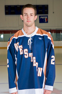 WCSU Hockey Team 09-10 FischerWilliamsPhoto0015
