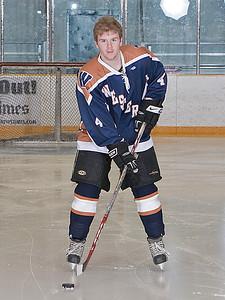 WCSU Hockey Team 09-10 FischerWilliamsPhoto0034