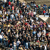 A section of Bushland fans.  Attendance was estimated at 6,500.